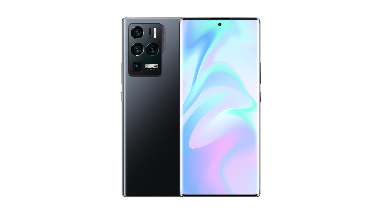 أسود ZTE Axon 30 Ultra 5G