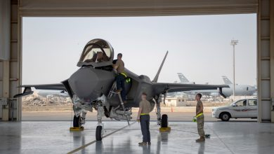 """صورة تعهد المشرعون الأمريكيون """"بالقلق"""" ، بمراجعة استئناف الإمارات لبيع الأسلحة"""