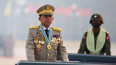 صورة سيشارك الحاكم العسكري لميانمار في أول زيارة خارجية لقمة الآسيان أونغ سان سو كي الإخبارية