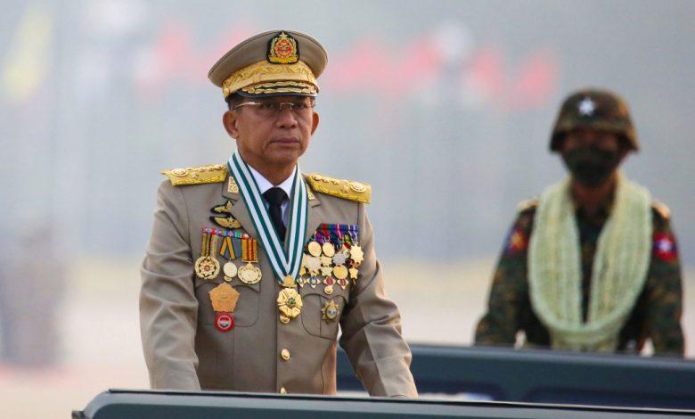 سيشارك الحاكم العسكري لميانمار في أول زيارة خارجية لقمة الآسيان أونغ سان سو كي الإخبارية