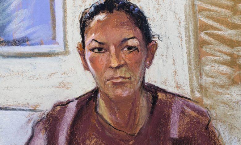 غيسلان ماكسويل تدفع بأنها غير مذنبة في تهم الاتجار بالجنس | أخبار الاعتداء الجنسي