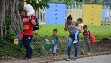 صورة فنزويلا تعتقل أعضاء كارتل في ولاية سينالوا في نزاع بالقرب من كولومبيا | أخبار الصراع