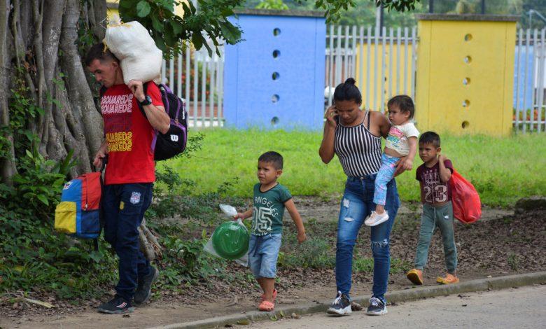فنزويلا تعتقل أعضاء كارتل في ولاية سينالوا في نزاع بالقرب من كولومبيا | أخبار الصراع