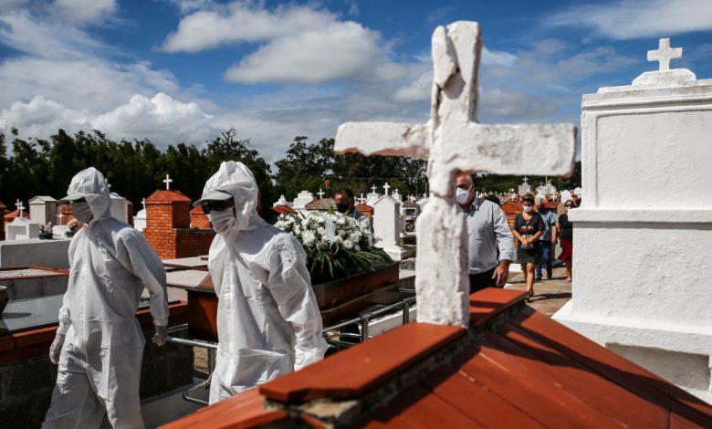 كوفيد: توفي أكثر من 3 ملايين شخص بسبب جائحة فيروس كورونا المستجد