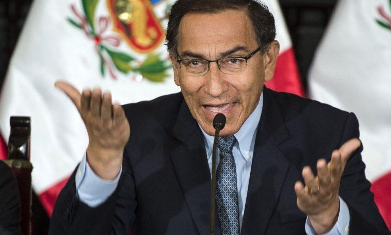 منع فيزكارا بيرو من المناصب العامة بسبب فضيحة لقاح | أخبار جائحة فيروس كورونا