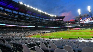 صورة ينقل دوري البيسبول الرئيسي لعبة كل النجوم استجابة لقيود التصويت | MLB US Voter News