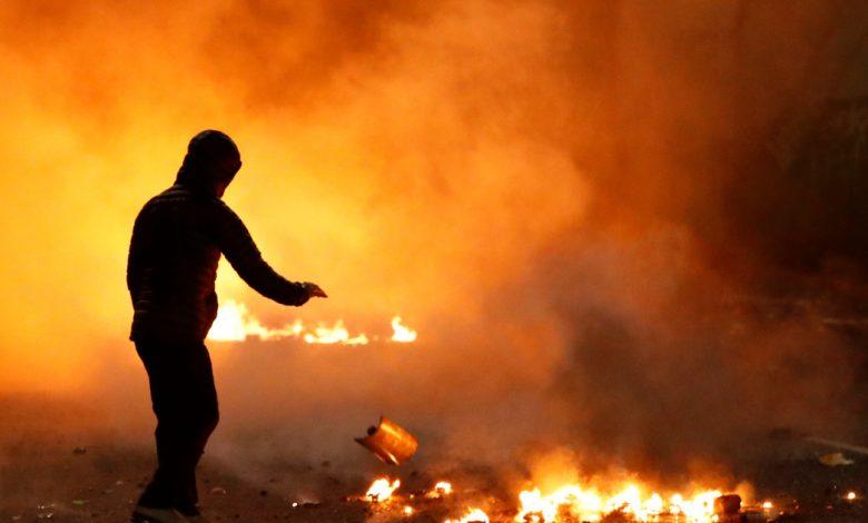 الاضطرابات في أيرلندا الشمالية: الإجابة على أربعة أسئلة رئيسية أخبار خروج بريطانيا من الاتحاد الأوروبي