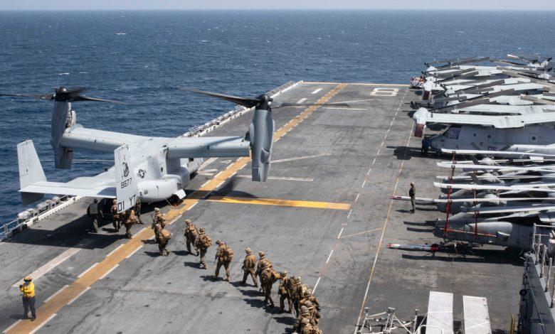 مع زيادة دوريات البحرية الأمريكية ، تقوم الصين بالتنقيب في بحر الصين الجنوبي المثير للجدل ، وأخبار النزاع الحدودي