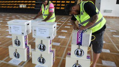 صورة العد في انتخابات التقشف في ساموا – أخبار الانتخابات الدولية