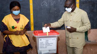 صورة جماعات المعارضة تقاطع الانتخابات في بنين بعد بدء الاقتراع بنبأ الانتخابات