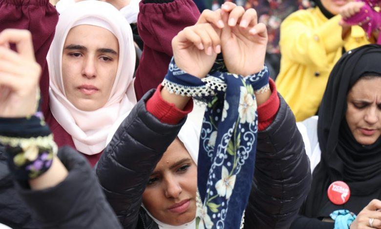 كيف تحارب المرأة السورية البطريركية | أخبار الحرب السورية