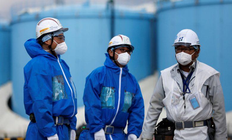 اليابان تصرف مياه فوكوشيما الملوثة في الأخبار البيئية للمحيط