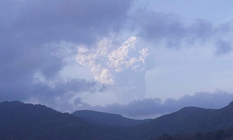 سانت فنسنت تحذر من نقص المياه بسبب الثورات البركانية المستمرة | أخبار الأزمة الإنسانية