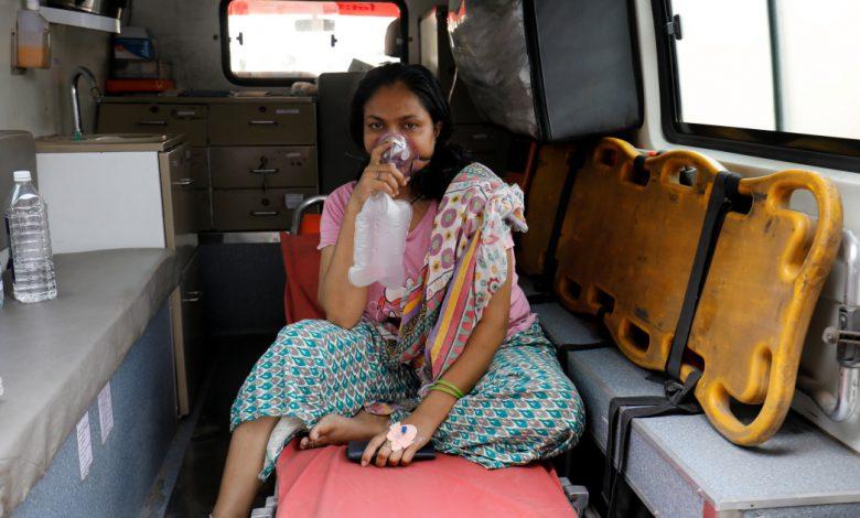 الهند تسجل أكثر من 200000 حالة إصابة جديدة بـ COVID لأول مرة | أخبار جائحة فيروس كورونا