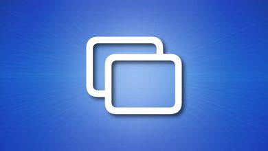 صورة كيفية استخدام AirPlay (انعكاس الشاشة) على Mac
