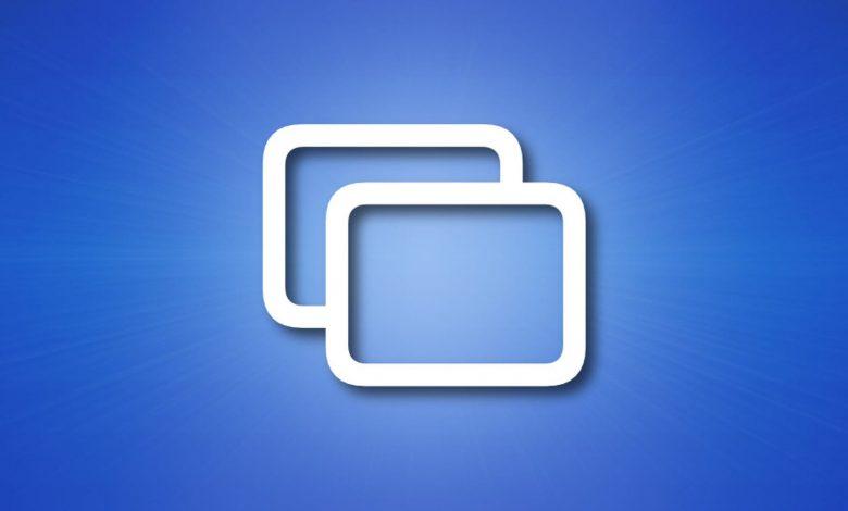كيفية استخدام AirPlay (انعكاس الشاشة) على Mac