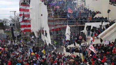"""صورة بعد أعمال الشغب ، تحتاج شرطة الكابيتول الأمريكية أخبار """"التغيير الثقافي"""" من الولايات المتحدة وكندا"""