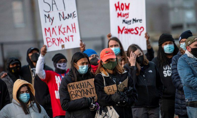 مقطع فيديو جديد يُظهر المزيد من الزوايا لموت ماخيا براينت | أخبار قضية الحياة السوداء