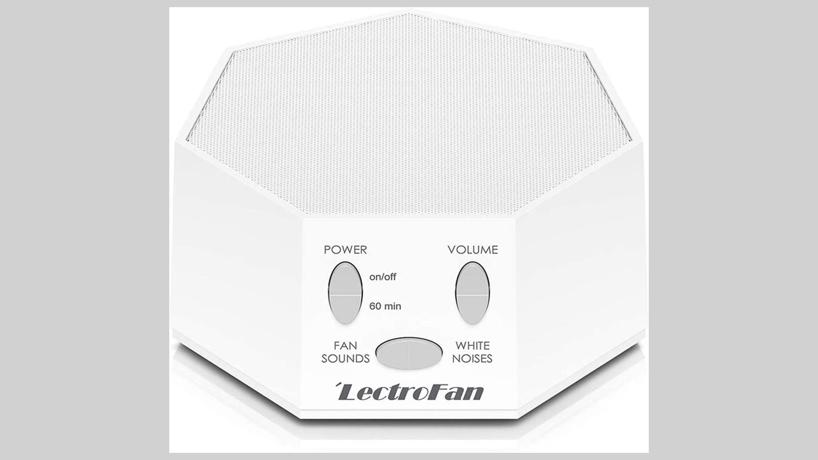 تقنية الصوت التكيفي LectroFan
