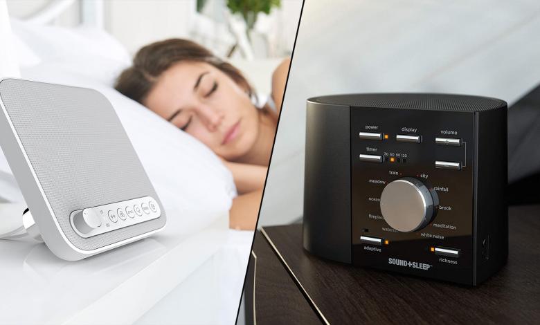 4 آلات مذهلة للضوضاء البيضاء لمساعدتك على النوم جيدًا - Comment Geek
