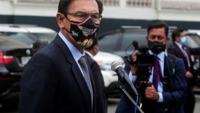 صورة ثبتت إصابة الرئيس البيروفي السابق فيزكارا بـ COVID-19 | أخبار جائحة فيروس كورونا