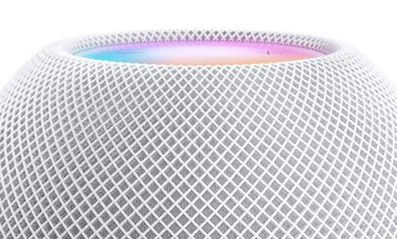 كيفية استخدام HomePod Mini على جهاز Mac