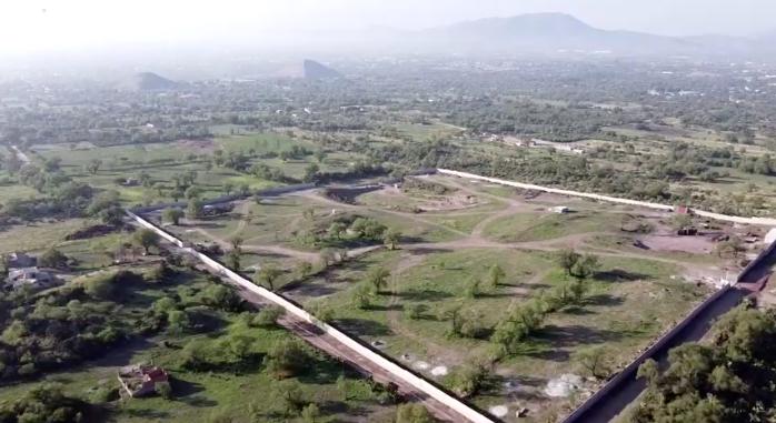البناء غير القانوني يهدد موقع تيوتيهواكان القديم في المكسيك | أخبار البيئة