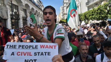 صورة الجزائر تحظر الاحتجاجات غير المرخصة | أخبار الاحتجاج
