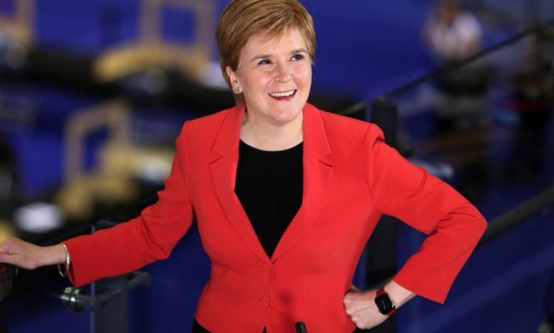 الحزب الوطني الاسكتلندي يسعى لاستقلال اسكتلندا بعد فوزه بأخبار الانتخابات