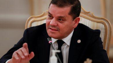 """صورة المرتزقة الأجانب """"المتفائلون"""" لرئيس الوزراء الليبي على وشك الانسحاب من أخبار الصراع"""