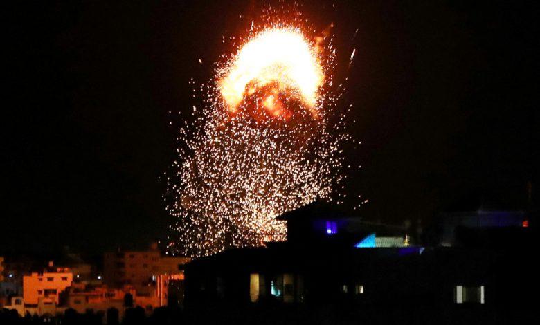 بايدن يواصل اتفاق وقف إطلاق النار في غزة وإسرائيل تقصف لبنان على الصراع بين إسرائيل وفلسطين
