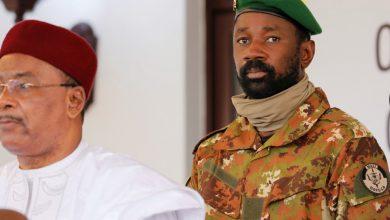 صورة زعيم الانقلاب في مالي يتوجه إلى غانا للمشاركة في مفاوضات أزمة المجموعة الاقتصادية لدول غرب إفريقيا (غانا نيوز)