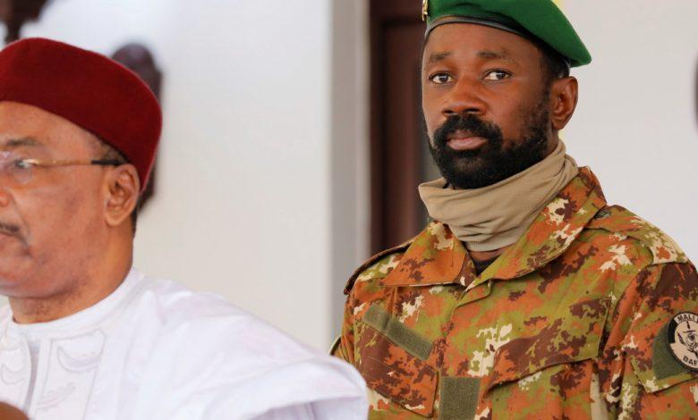 زعيم الانقلاب في مالي يتوجه إلى غانا للمشاركة في مفاوضات أزمة المجموعة الاقتصادية لدول غرب إفريقيا (غانا نيوز)