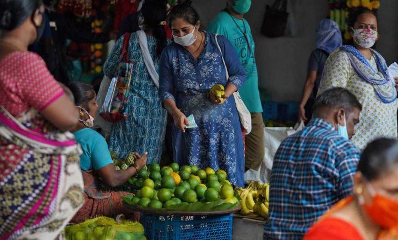 قبل اندفاع كوفيد ، أظهر الاقتصاد الهندي زخمًا في الربع الأول من أخبار الأعمال والاقتصاد