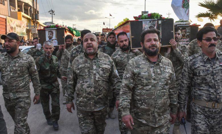 قوات الحشد الشعبي المدعومة من إيران تهز مناطق مثيرة للجدل في العراق | الشرق الأوسط