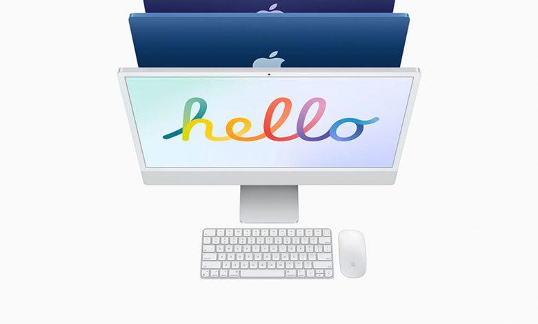 """كيفية الحصول على شاشة توقف """"Hello"""" لـ iMac على Mac"""