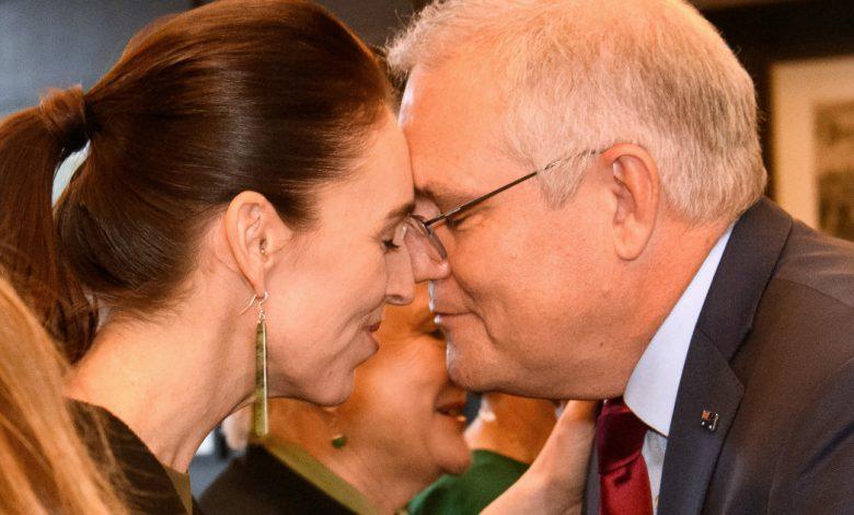 موريسون يجري محادثات في نيوزيلندا حول الخلاف الصيني | بيزنس واير أستراليا نيوز