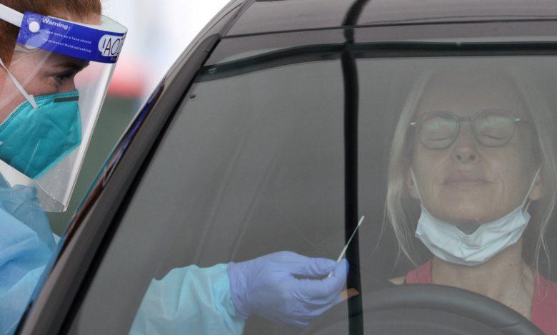 نيو ساوث ويلز ، أستراليا في مأزق بعد تلقي حالة COVID هناك أخبار جائحة فيروس كورونا