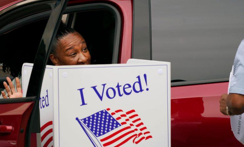 """وانتقد بايدن اقتراح تكساس باحتواء التصويت ووصفه بأنه """"هجوم على الديمقراطية"""" من أخبار الولايات المتحدة وكندا"""