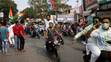 صورة الهند: حزب بهاراتيا جاناتا الحاكم بزعامة مودي يخسر أخبار الانتخابات في الانتخابات الرئيسية في ولاية البنغال الغربية