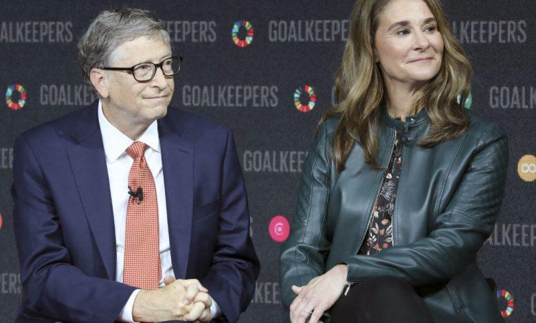 ثروة ميليندا وبيل جيتس والعمل الخيري | أخبار الصحة