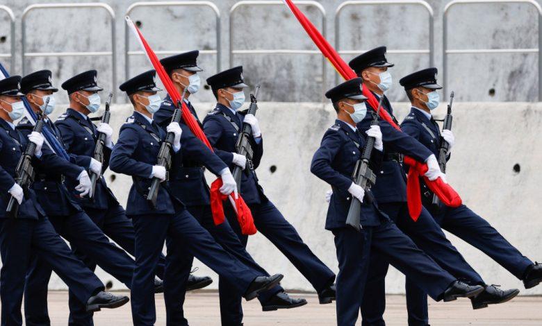 """هونغ كونغ ، جمهورية الصين """"تعتز"""" بالحرية الآخذة في الاختفاء أخبار احتجاج هونغ كونغ"""