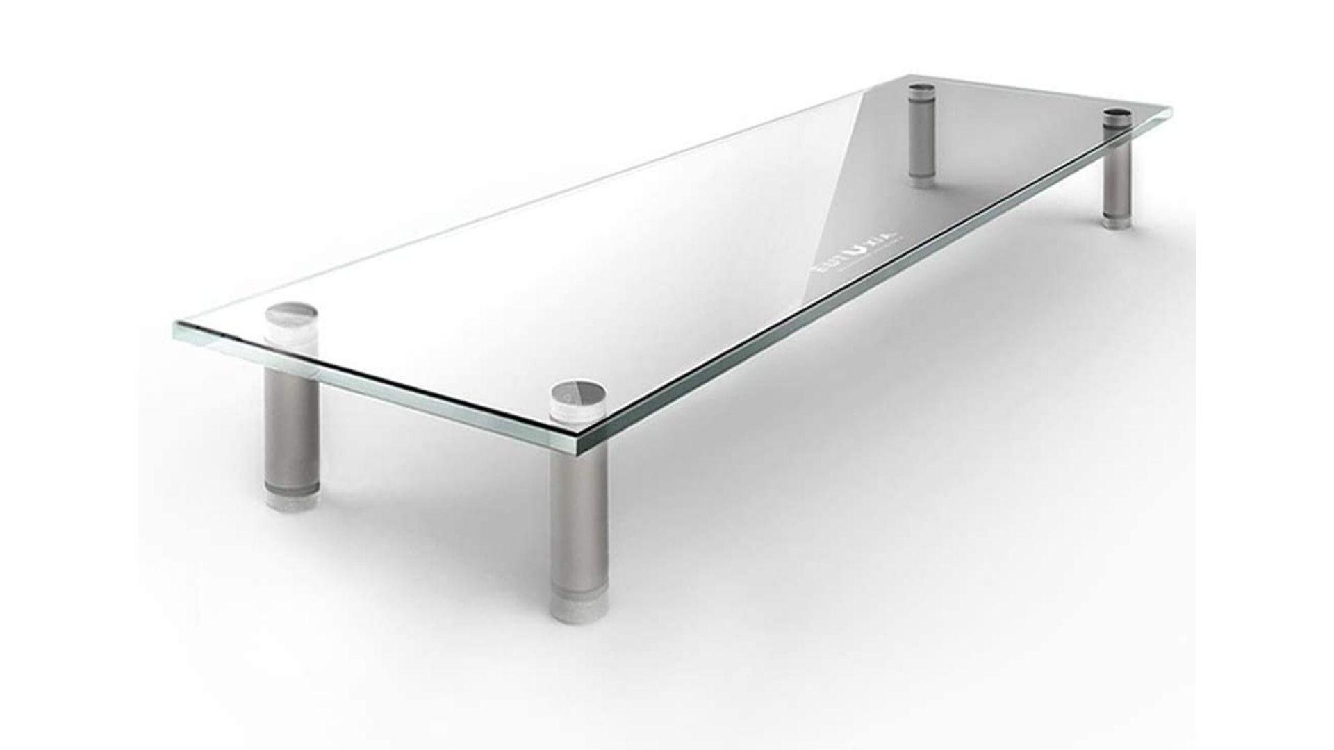 حامل شاشة من الزجاج المقوى من نوع Eutuxia Type-M