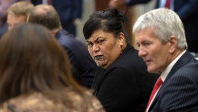 صورة لماذا هي وزيرة خارجية نيوزيلندا هي نفسها؟الأخبار السياسية