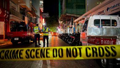 """صورة شرطة جزر المالديف تقول إن الانفجار الذي استهدف نشيد """"إرهابي"""" – انترناشيونال نيوز المالديف نيوز"""