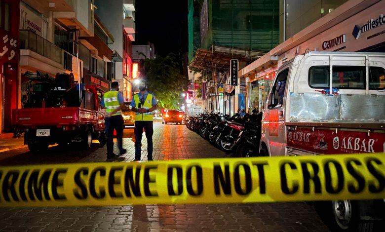 """شرطة جزر المالديف تقول إن الانفجار الذي استهدف نشيد """"إرهابي"""" - انترناشيونال نيوز المالديف نيوز"""