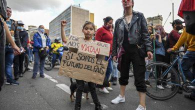 صورة الكولومبي دوكي المظلوم يسعى لقمع الاحتجاجات-إنترناشونال نيوز بوليسيكال نيوز