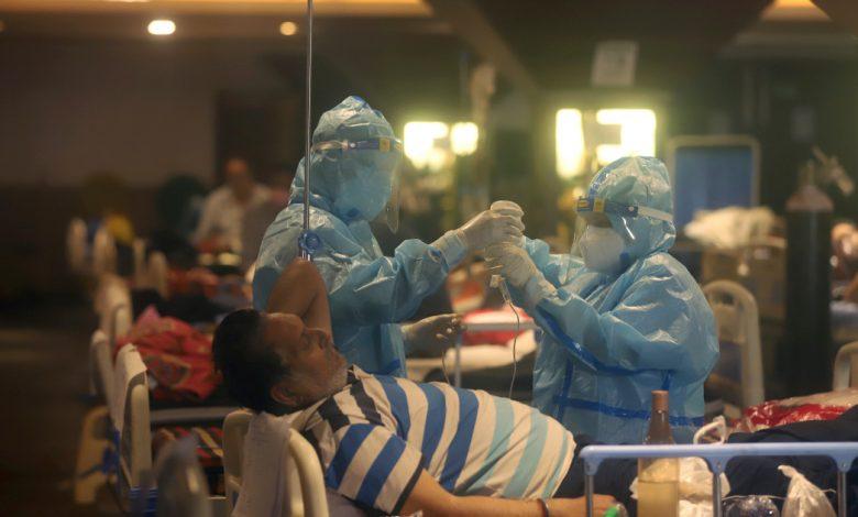تسجل الهند أكثر من 4000 حالة وفاة COVID-19 كل يوم ، أخبار جائحة فيروس كورونا