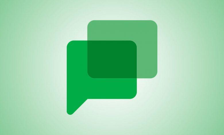 كيفية تثبيت المحادثات في دردشة جوجل