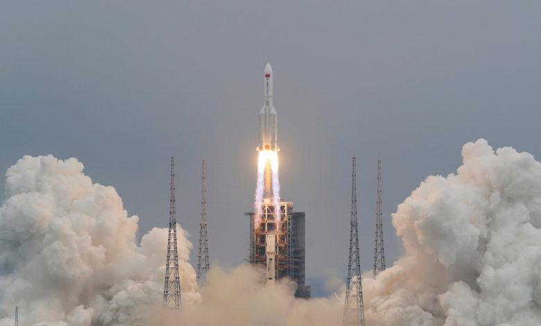 العودة إلى الأرض: عودة الصواريخ الصينية إلى الأرض أخبار الفضاء